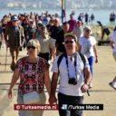 Turkije trekt steeds meer buitenlandse bezoekers
