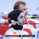 Turkse boogschutters verslaan Italianen en pakken goud