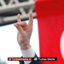 Verbod Turks gebaar in Oostenrijk van kracht: zware geldboete en celstraf