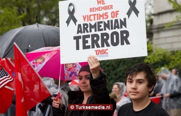 'Armenië: open je archieven, wat verberg je?'