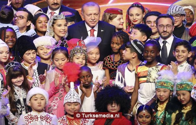 Erdoğan: Ik ben vandaag de rijkste man op aarde