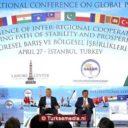 Istanbul gaststad wereldwijde vredesconferentie: 'Mondiaal systeem deugt niet'
