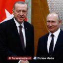 Putin feliciteert Erdoğan om verkiezingswinst