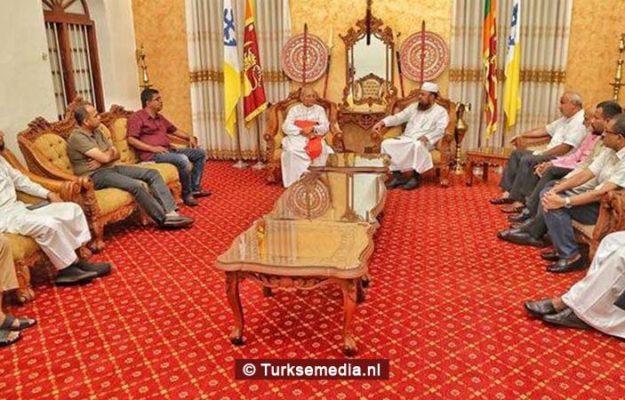 Sri Lanka brengt moslims en christenen bijeen