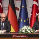 Turkije reageert 'teleurgesteld' op blunder Frans Timmermans en EU