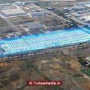 Turkije bouwt grote ultramoderne composietfabriek voor vliegtuigen