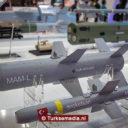Turkije gaat nog meer verdedigingssystemen ontwikkelen