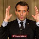 Turkije geeft Frankrijk veeg uit de pan
