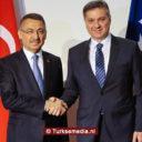 Turkije zal Bosnië altijd en overal blijven steunen