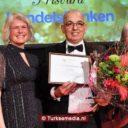 Turkse zakenman meest geliefde ondernemer van het jaar