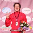 Turkse worstelaar Europees kampioen na overwinning op Oostenrijk