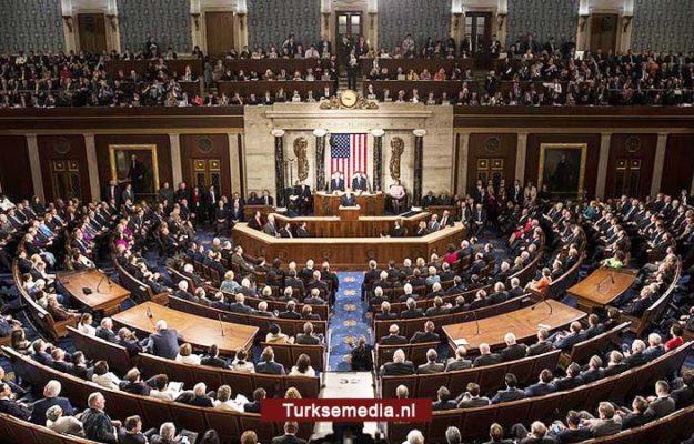 Ankara: Anti-Turkije kringen Amerikaans Congres flink bezig