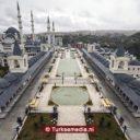 Ankara opent derde unieke megamoskee