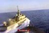 Grieks oorlogsschip daagt Turks korvet uit