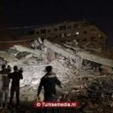 Israël vernietigt kantoor Turks persbureau in Gaza