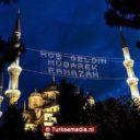 Moslims verwelkomen heilige maand Ramadan