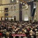 Ramadan zorgt voor overvolle moskeeën in Turkije