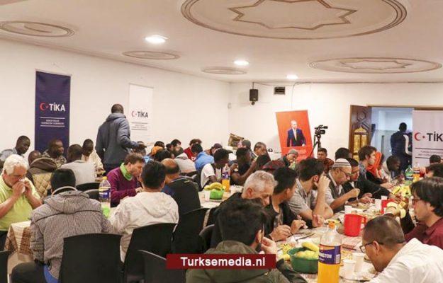 Turkije deelt uit in Argentinië