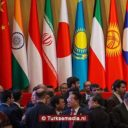 Turkije gaat 'Aziatische Unie' voorzitten