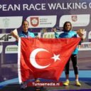 Turkije pakt eerste Europees goud race-wandelen ooit