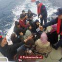 Turkije succesvol in indammen migrantenstroom naar Europa