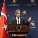 Turkije verwerpt geruchten Franse media