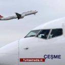 Turkish Airlines neemt het op voor Palestina