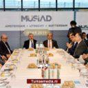 Unieke iftar Musiad drukbezocht in Amsterdam: Turkije land van kansen