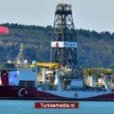 Israël volgt Turkse booractiviteiten in Middellandse Zee