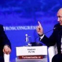 Putin prijst samenwerking met Turkije, heeft boodschap voor Europa