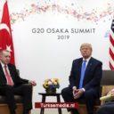 Trump lovend over Erdoğan: 'Oneerlijk behandeld'