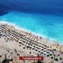 Turkije heeft meer dan 900 eersteklas zwemlocaties en stranden: 'Beste ter wereld'