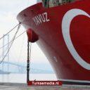 Turkije stuurt tweede boorschip naar Middellandse Zee