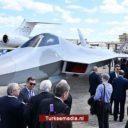 Turkije toont jachtvliegtuig van eigen makelij: 'Beste van Europa'