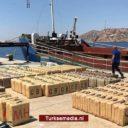 Turkse tip leidt tot grote drugsvangst van 12 ton