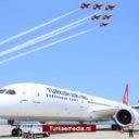 Eerste droomvlucht Turkish Airlines naar graf jonge volksheld Eren Bülbül