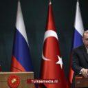 Erdoğan condoleert Putin en Rusland