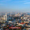 Istanbul bezocht door recordaantal toeristen: in top tien wereld