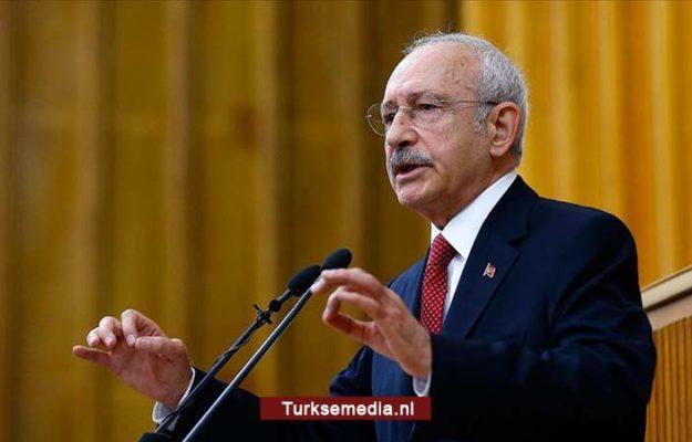 Sancties EU verenigen Turkije, oppositie kwaad op Europa