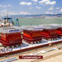 Turkije ligt op schema met bouw langste hangbrug ter wereld