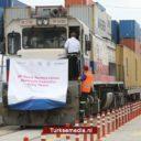 Turkije opent nieuwe spoorlijn en verbindt cruciale haven met China en VK