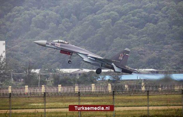 Turkije uit F-35-programma, Rusland biedt eigen jachtvliegtuig Su-35 aan