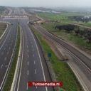 Turkije voltooit nieuwe snelweg tussen Istanbul en Izmir, kosten: 11 miljard dollar