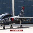 Turkije voltooit voorontwerp eigen straaljager