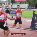 Turkse atleten schitteren in Zweden en pakken goud
