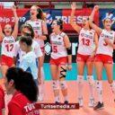 Turkse jonge volleybaldames beste van Europa