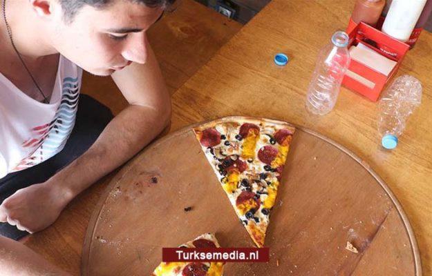 Turkse pizzeria: gratis goud voor wie dit pizzamenu opkrijgt