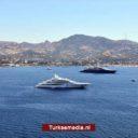 Turkse vakantiehemel verwelkomt megajachten van miljardairs