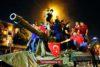 Wie steunden Turkije na de couppoging?
