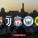 Europese topclubs vergeten de moslims niet